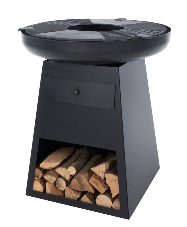 BBQ firepit Havana