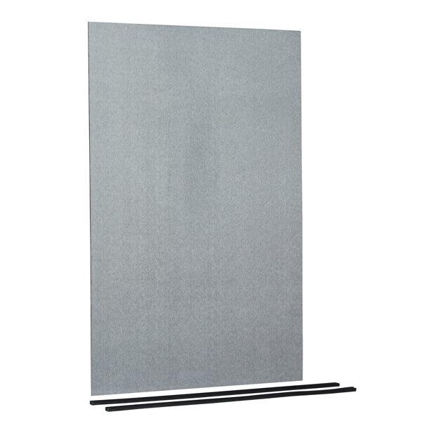 "Smart Fence - šķiedru cementa plāksne ""125. modulis"""