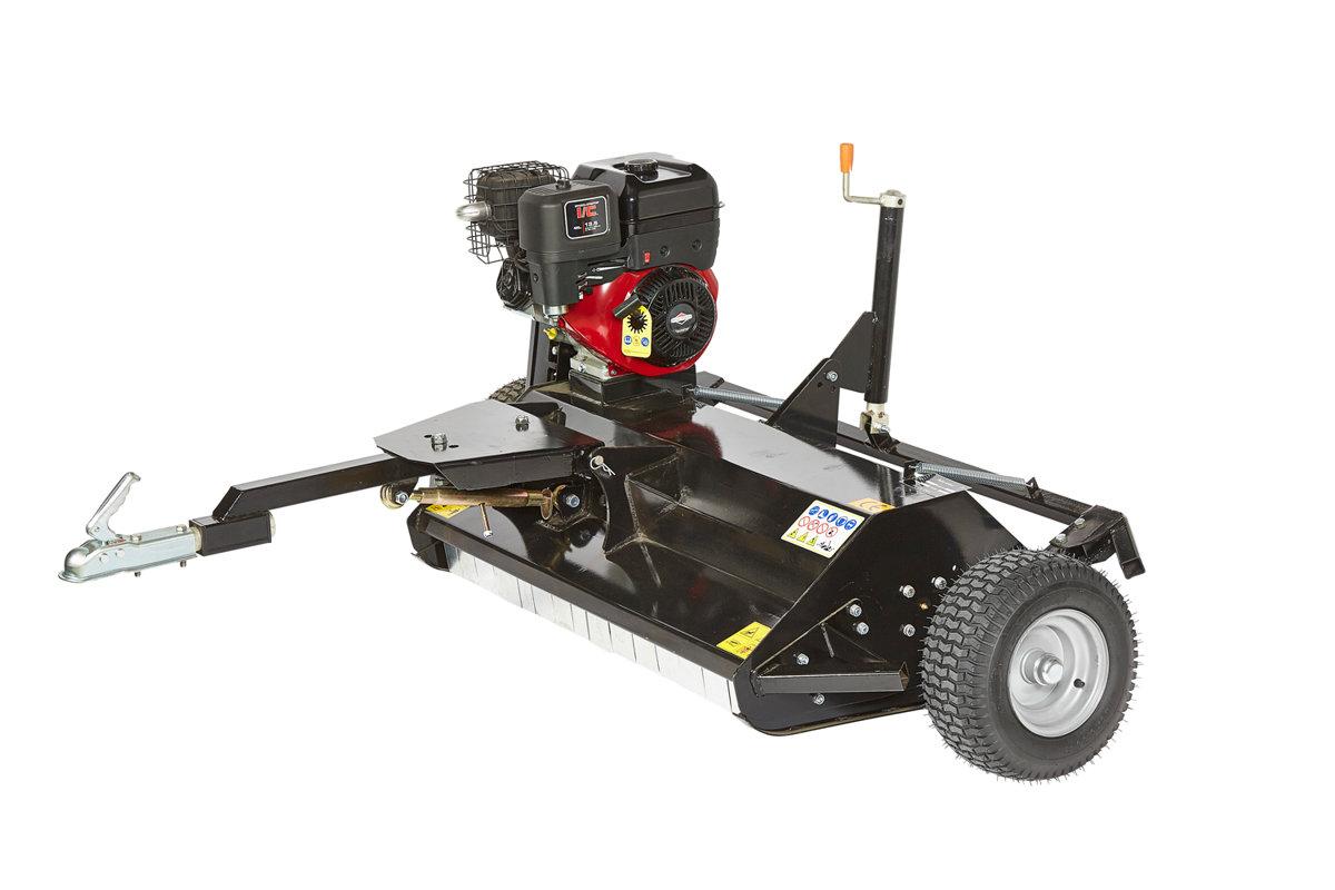 ATV mower B&S 13,5 HP