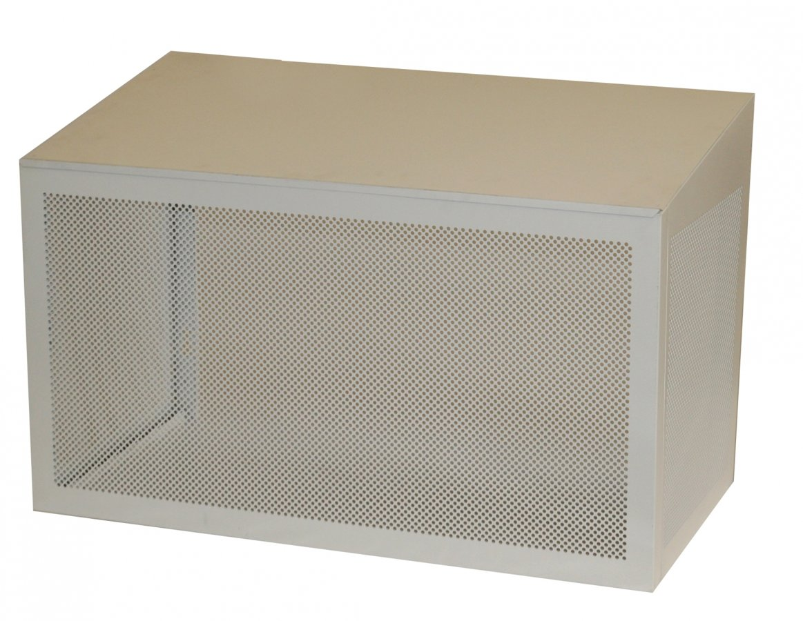 MAGGIE white HEAT PUMP COVER 1100x555x700/600 mm