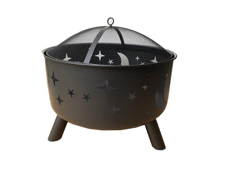 Ugunskura vieta Ø60 Moon & Stars