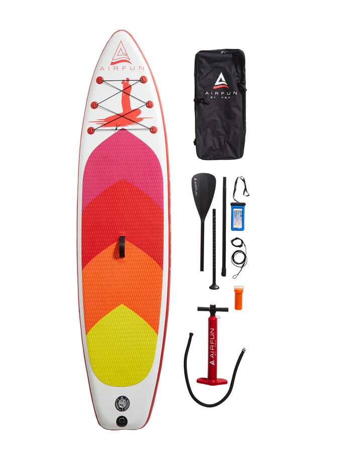AIRFUN - Paddle board 305x76x15cm